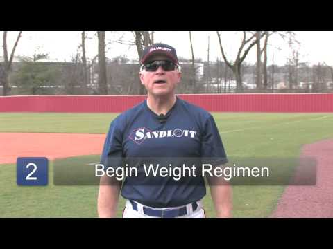 How to Get Fit in the Baseball Preseason