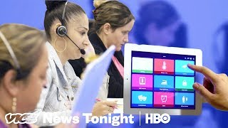 Spouse Stalking Tech & Indefinite Migrant Detention: VICE News Tonight Full Episode (HBO)