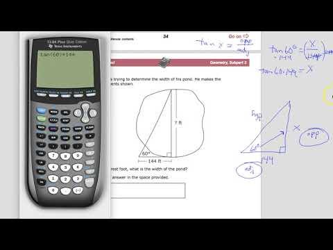Question 27 - Geometry - TNReady Test