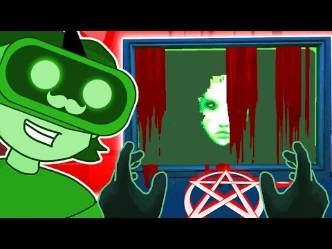 SECRET RITUALS CAUSE DEMON INVASION! | Please Dont Touch Anything 3D VR Lets Play HTC Vive Gameplay