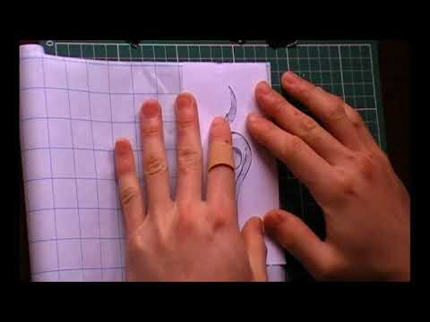 How to make Cosplay Anbu tattoo Symbol