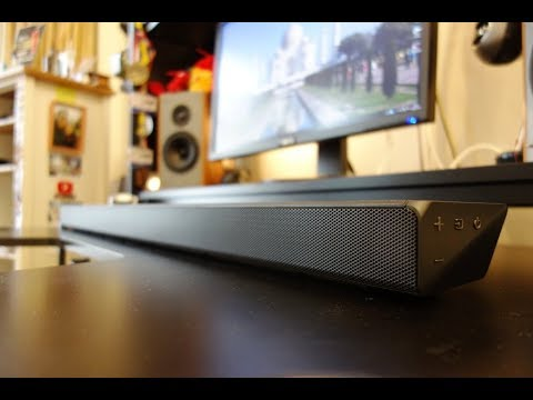 Samsung HW-N650 review - The first soundbar with Acoustic Beam Technology - By TotallydubbedHD