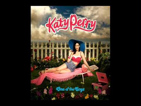 Katy Perry - One of the Boys (2008) Lyrics HD