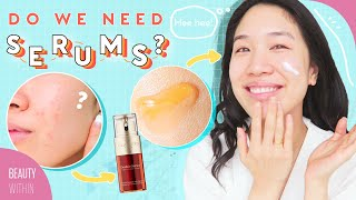 Best Ways To Use Serums, Essence & Ampoules In Your Skincare Routine (ft  Clarins)   Faqs