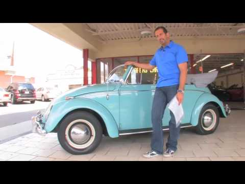 1965 Volkswagon Beetle for sale at with test drive, driving sounds, and walk through video