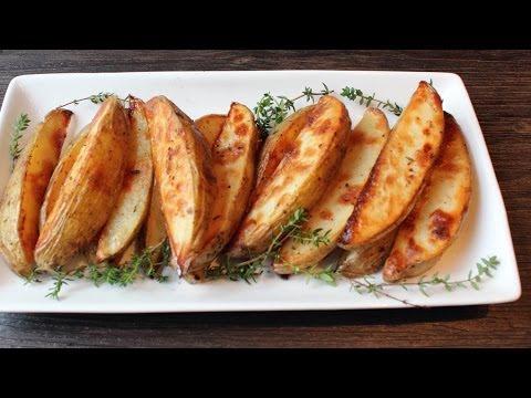 Duck Fat Steak Fries - Crusty Oven-Fried Potato Wedges