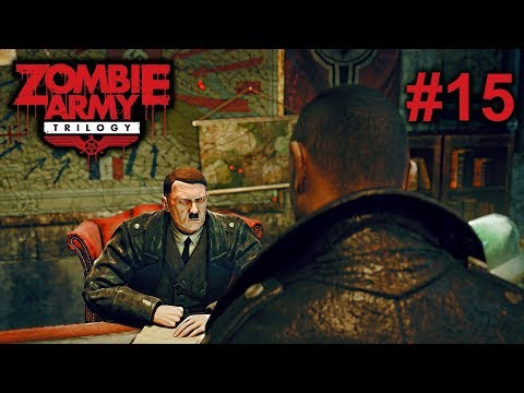 Zombie Army Trilogy (co-op) - Episode 3: Army of Darkness