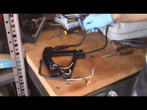 Replace Oreck Vacuum Power Cord