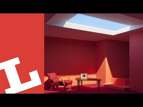 The artificial skylight that you won't believe isn't real