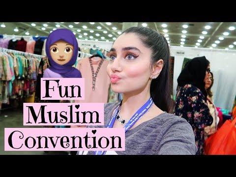 MUSLIMS ARE REGULAR HUMAN BEINGS   ICNA 2018