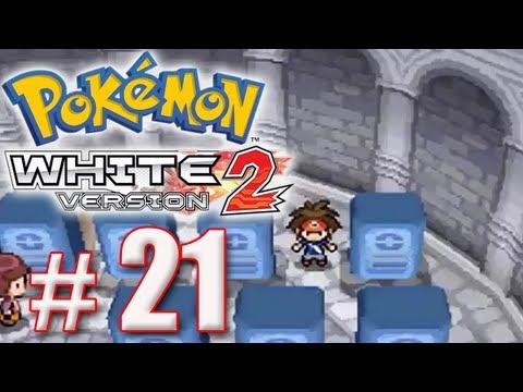 Pokemon White 2: Walkthrough - Part 21 - Celestial Tower