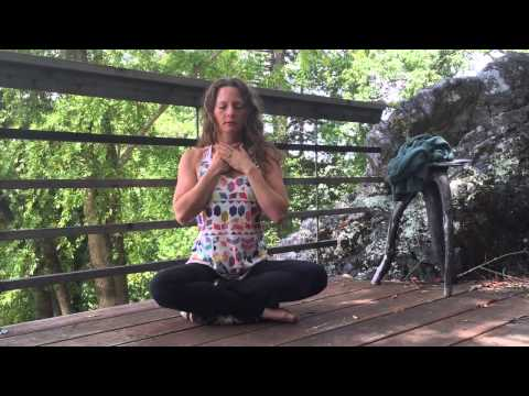 Thyroid Healing Meditation - Thyroid.Yoga with Fern Olivia