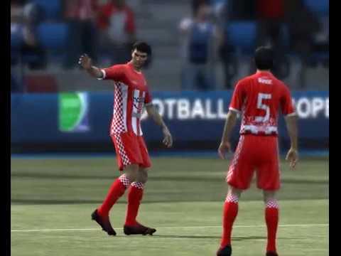 Kelantan FA in FIFA 12 demo by mslpatcher