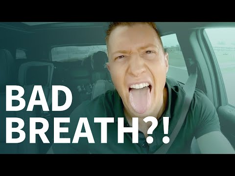 What Is The #1 Cause Of BAD Breath? (How To FIX)