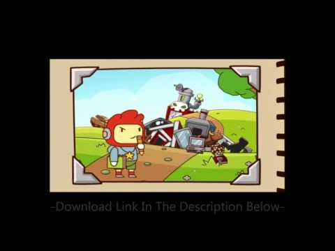 Scribblenauts: Unlimited (Full Free Game Download + edit/save creation function)