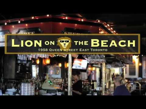 Lion On The Beach - The Beaches' Best Pub Toronto