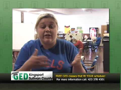 FREE GED Classes
