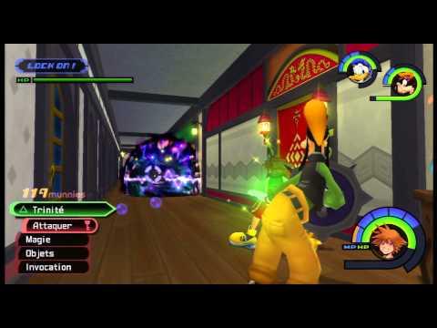 Kingdom Hearts (Ps3) | FR | HD 60fps | #43 Monter en puissance 3
