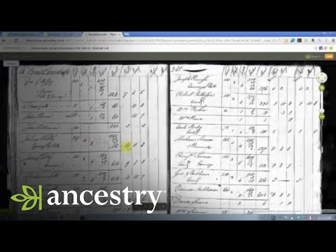 Using Tax Records for Family History Research