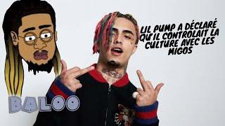 Lil Pump a déclaré qu'il controlait la culture avec les Migos