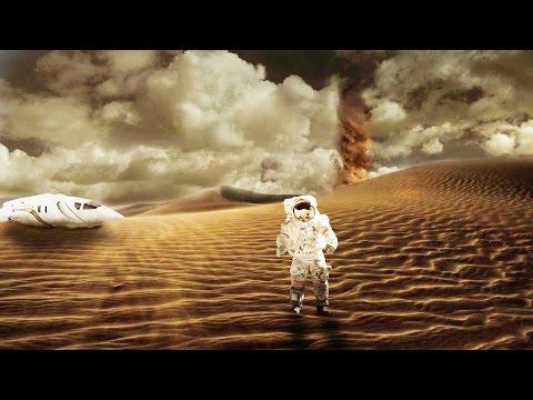 Astronaut in Desert : Photo Manipulation Tutorial
