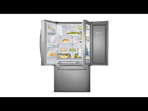 Appliance Review - Samsung Food Showcase French Door Refrigerator