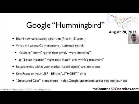 SEO Ranking Factors 2014 - What's Working On Google.