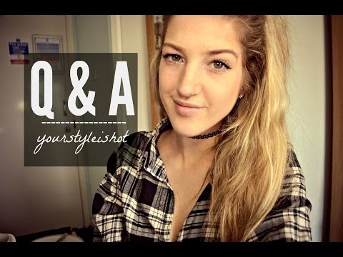 Q&A | Zoology Degree & Youtube at University