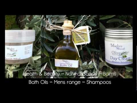 Maclyn Naturals Olive oil products & Skin care