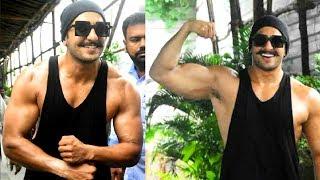 Ranveer Singh BULKY Body For Simmba