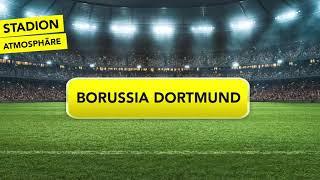 Stadionatmosphäre BVB Borussia Dortmund | 90Min (Echte Fangesänge & Stimmung für Geisterspiele)