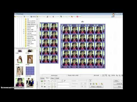 How to Make Zoom Collage In Photoscape