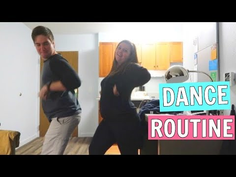 Teaching My Husband How to Dance for a Wedding!