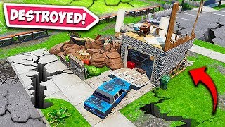 PLEASANT PARK IS GETTING DESTROYED!! - Fortnite Funny Fails! #590