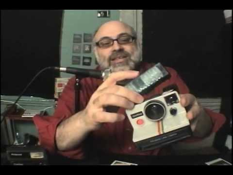 Polaroid - How to Test a SX-70 or 600 Instant Camera