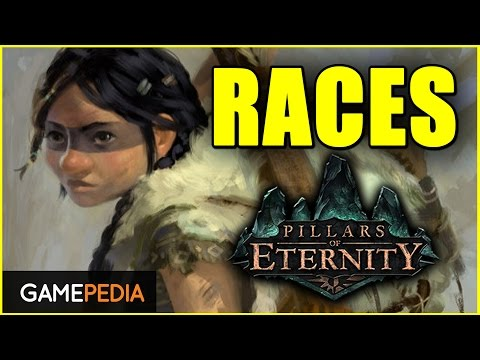 Pillars of Eternity: Races Overview Stats and Skills - Gamepedia