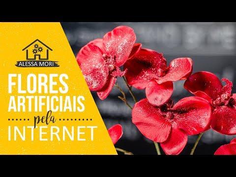 ⭐FLORES E PLANTAS PERMANENTES RECEBIDAS DA LOJA FLORAE