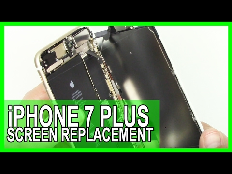 How to iPhone 7 Plus Screen Replacement and Repair