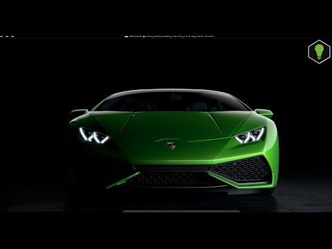 Lamborghini Huracán LP 610