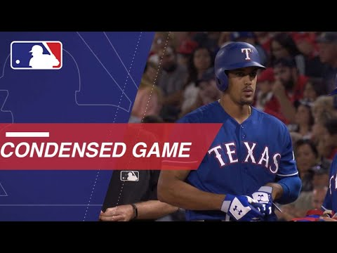 Condensed Game: TEX@LAA - 6/2/18