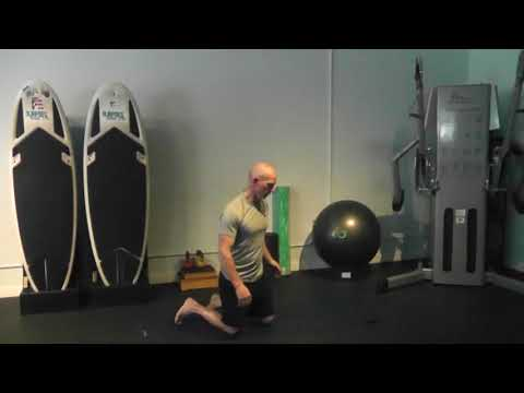PLANK LONG LEVER SIDE HOLD