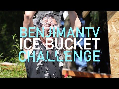 BEYONCE ALS #icebucketchallenge (HD Gopro) - BenjiManTV