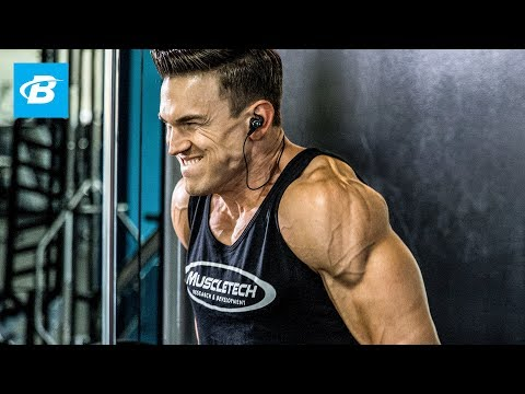 Plateau-Busting Shoulder Workout for Mass | Abel Albonetti
