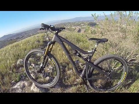 2014 Santa Cruz 5010C Carbon Demo Bike - 650B - 1x11 XO1 - 4 DH trails