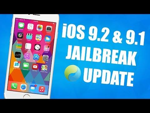 iOS 9.2 & 9.1 Jailbreak Update - 2016 (TaiG iOS 9.2.1)