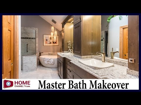 Master Bath Remodel - All New Shower, Vanities, Tub and More