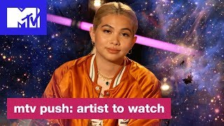Hayley Kiyoko Gives Relationship Advice 🚀  | The Flykick Hotline | MTV Push: Artist to Watch