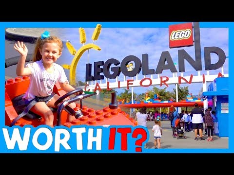 🔆 IS LEGOLAND WORTH IT 🎢 LEGOLAND vs Disneyland 💵 12 Things You Should Know Before You Go
