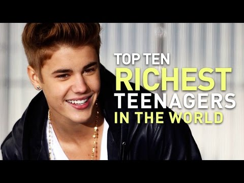Richest Teenagers in the World