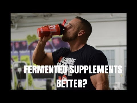 Are Fermented Supplements Better?
